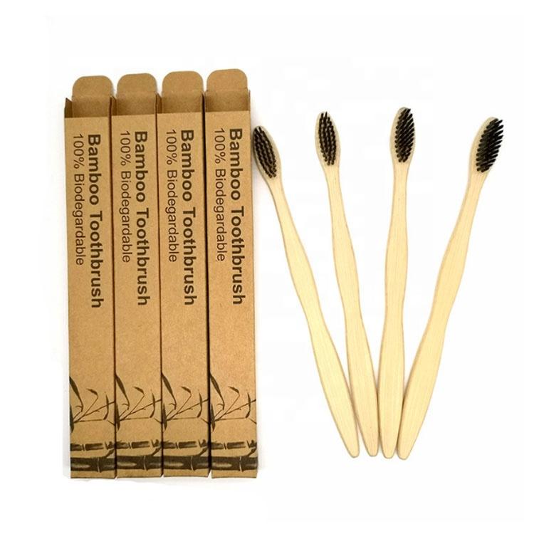 竹製歯ブラシ